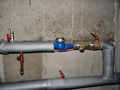 Нагревающий кабель для водопровода монтаж своими руками 51